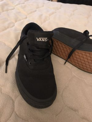 New black vans for Sale in Tallmadge, OH
