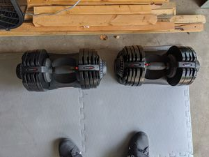 AtivaFit adjustable dumbbells for Sale in Aurora, CO