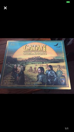 New Catan for Sale in Aberdeen, MD