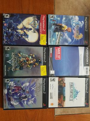 Playstation 2 games for Sale in Tarpon Springs, FL