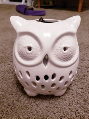 Owl hanging candle holder decor for Sale in Pasadena, CA