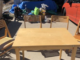 Table & Chairs for Sale in Lakeside,  CA