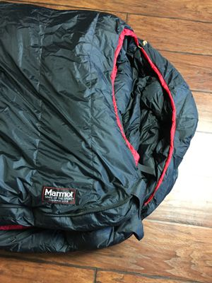 Marmot -40 Degree Mummy Sleeping Bag Penguin VTG 1988 Down for Sale in Austin, TX