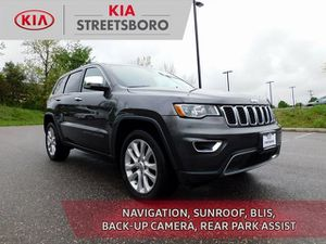 2017 Jeep Grand Cherokee for Sale in Streetsboro, OH