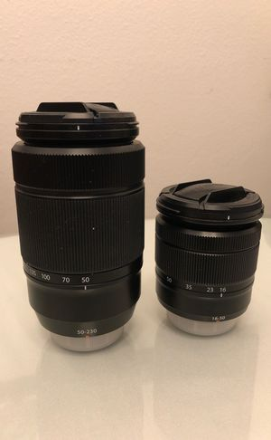 Fuji X-Series Lenses for Sale in Anaheim, CA