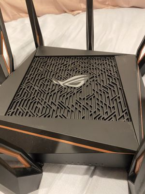 Asus gaming router for Sale in Los Angeles, CA
