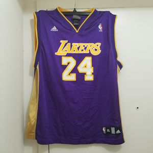 Mens ADIDAS LAKERS Jersey size XL for Sale in Herndon, VA