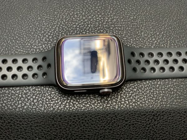 Brand new Apple Watch series 4 NIKE+ edition