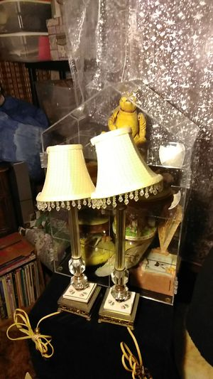 "Petite Antique Lamps ""@@"". Really Cute for Sale in City of Industry, CA"