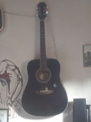 Epiphone DR-100EB ACOUSTIC GUITAR for Sale in Milpitas, CA