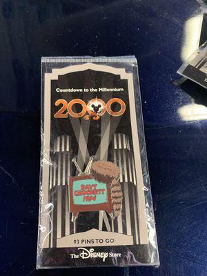 Disney Davy Crockett 2000 Millennium Pin for Sale in Denver, CO