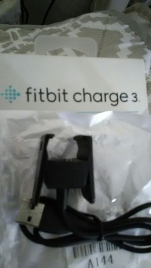 Fitbit charge 3 (CHARGER) for Sale in Fresno, CA