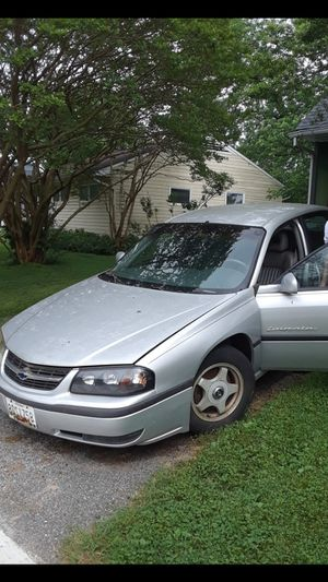 """2000 Chevy Impala """"READ THE COMPLETE AD """" for Sale in Glen Burnie, MD"""
