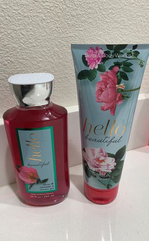 Body bath works for Sale in Moreno Valley, CA