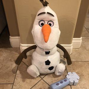 Frozen 2 Follow Me Olaf, Sings And Talks for Sale in El Cajon, CA