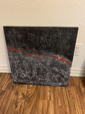 Abstract art painting. 20 inch square. for Sale in Culver City, CA
