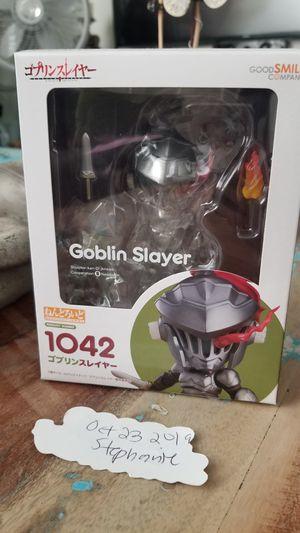 Unopened Goblin Slayer Nendoroid w Box for Sale in Torrance, CA