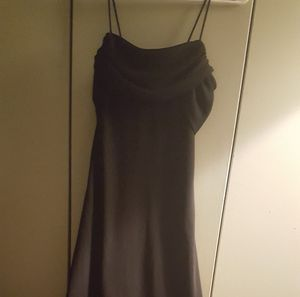 Floor-Length Spaghetti-Strap Formal Gown (Size 6) for Sale in Havre de Grace, MD