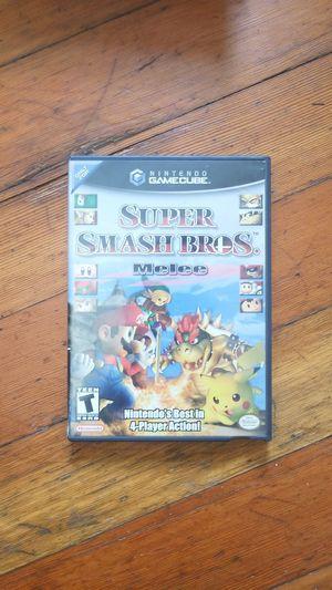 Super Smash Bros Melee for Sale in Portland, OR