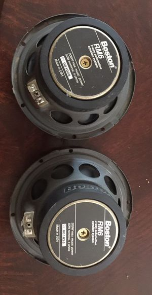 BOSTON 2 WAY DOOR SPEAKERS for Sale in Tempe, AZ