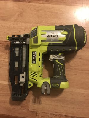 Finishishing nail gun. for Sale in Nashville, TN