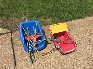 Baby swings (2) for Sale in Chesterfield, MO