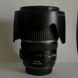 EF-S 17-55mm f/2.8 IS USM Lens for Sale in Seattle, WA