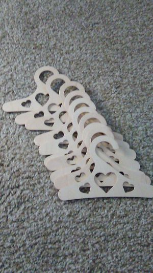 doll clothes hangers for Sale in Longmont, CO