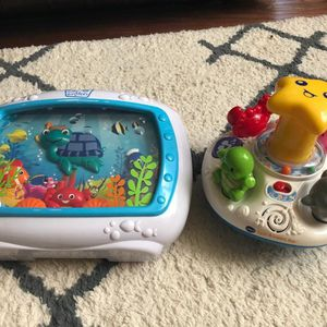 Baby Einstein & Twirling Under The Sea Toys (2) for Sale in Vancouver, WA