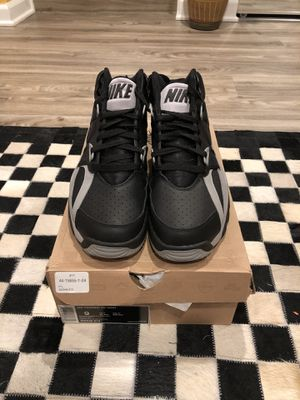 """Nike Air Trainer SC High """"Oakland Raiders"""" Size 9. Worn 1x for Sale in Massapequa Park, NY"""