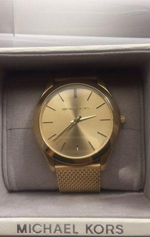 Michael Kors Gold Watch for Sale in Brandon, FL