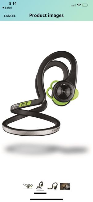 Plantronic Back Beat Fit Bluetooth Headphones for Sale in Fresno, CA