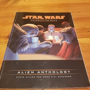 Star Wars Roleplaying Game Alien Anthology for Sale in Farmingville, NY