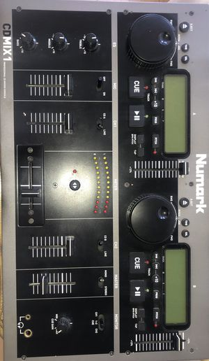 DJ set +speaker for Sale in Los Angeles, CA