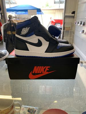 Jordan 1 Royal Toe Sz. 9 for Sale in Houston, TX