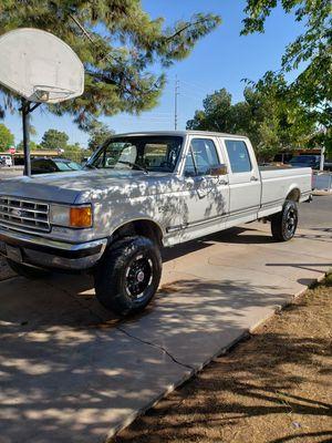 1990 f350 crew cab 4x4 7.3 diesel for Sale in Mesa, AZ