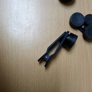 Clip On Lenses For Vell Phone 4 Lenses W/ Clip for Sale in Portland, OR