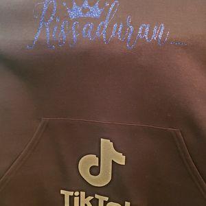 Tik Tok Custom Tshirt/Hoodie for Sale in Henderson, NV
