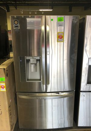 Brand New LG French Door Refrigerator 24-cu Ft. Stainless Steel for Sale in Dallas, TX