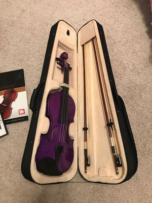 Violin and equipment for Sale in Austin, TX