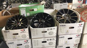 BRAND NEW 16 INCH WHEELS AND TIRES FOR SALE STARTING PRICE $699 AND UP for Sale in Joint Base Lewis-McChord, WA