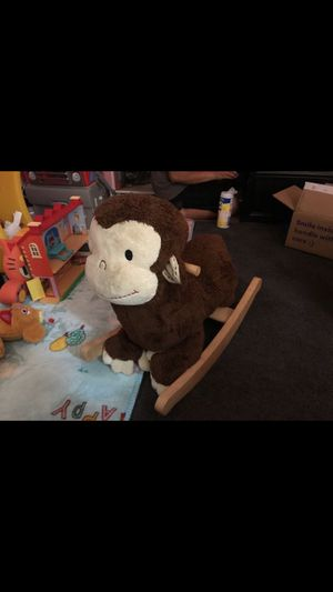 Rocking horse (monkey) for Sale for sale  Los Angeles, CA