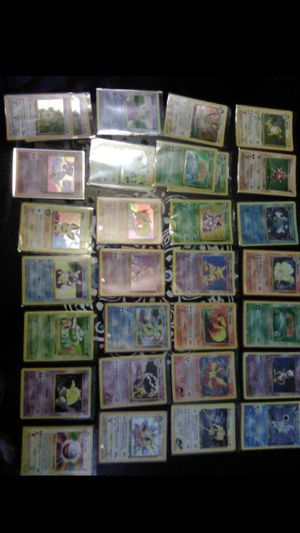*** Rare Pokemon Cards *** for Sale in Portland, OR