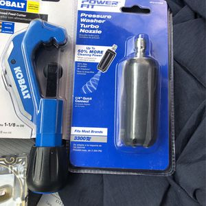 Kobalt Copper Tube Cutter & Misc Tools for Sale in San Antonio, TX