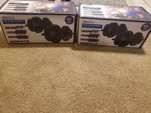 2 new sets of adjustable dumbbells for Sale in Tacoma, WA