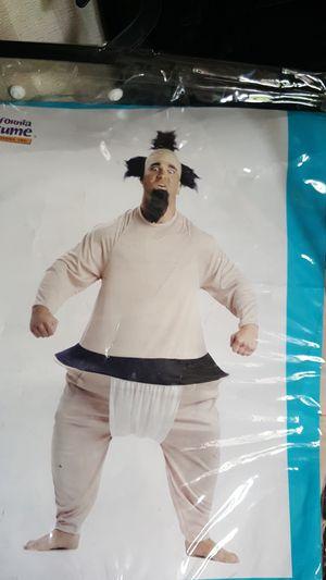Halloween sumo wrestler costume for Sale in Homestead, FL