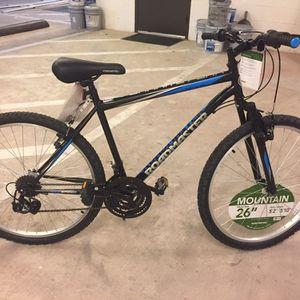 Men's bike 26' roadmater new don't used for Sale in Plano, TX