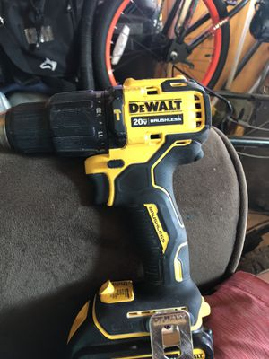 Dewalt impact drill set for Sale in Liberty Hill, TX