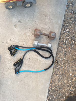Workout equipment for Sale in Benton City, WA
