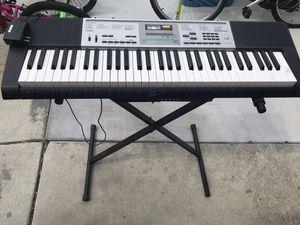 Casio Keyboard for Sale in Santa Clara, CA